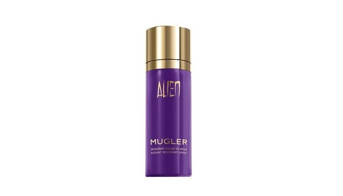 Alien Mugler deodorante spray donna | Recensione