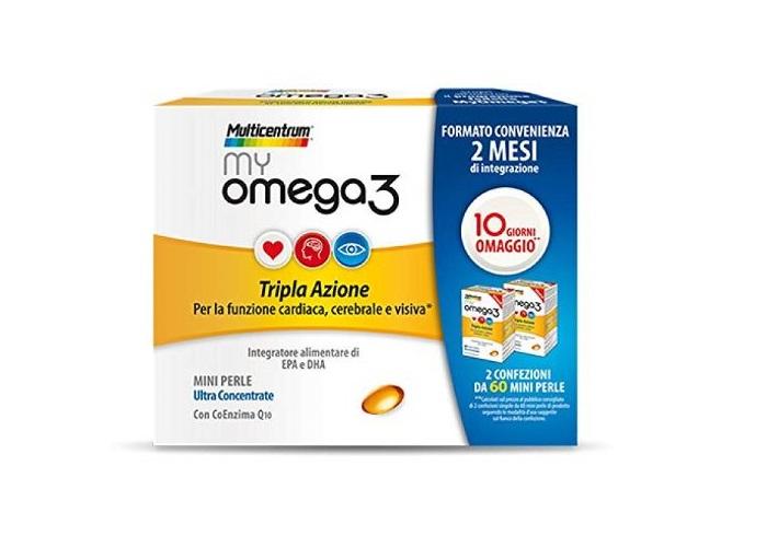 Omega 3 integratori