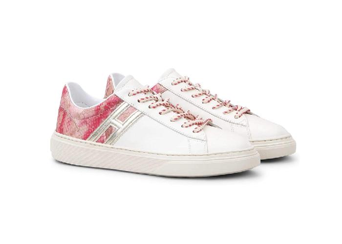 Hogan H365 Rosa ♥ Sneakers donna | AgapeunoStore