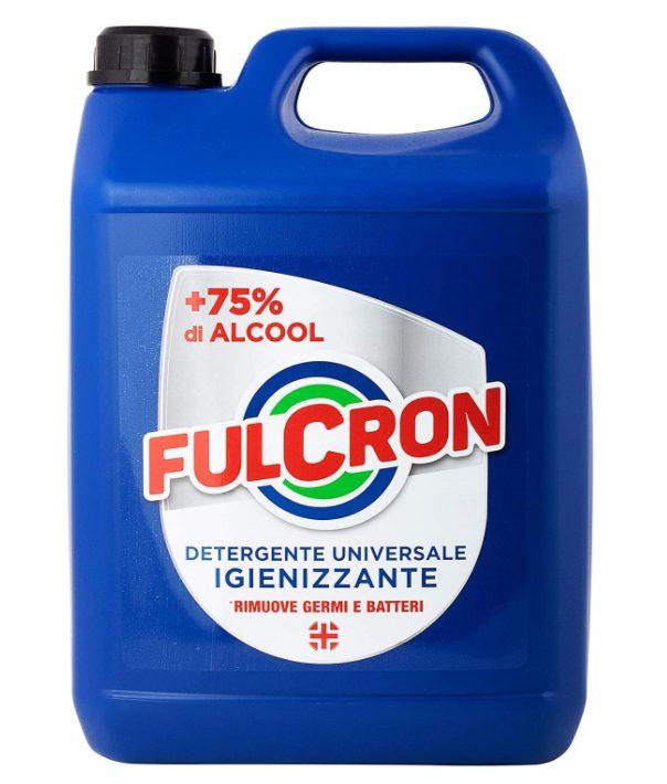 Fulcron detergente igienizzante