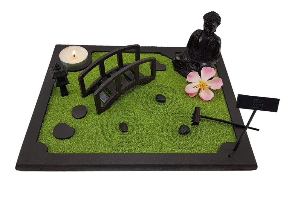 giardino zen personalizzabile
