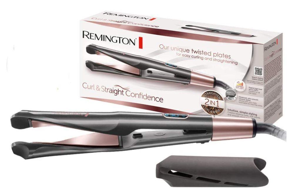 Remington Curl & Straight