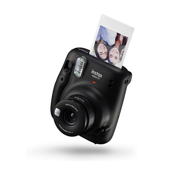 Fujifilm Instax mini 11 Charcoal Gray Fotocamera a sviluppo istantaneo